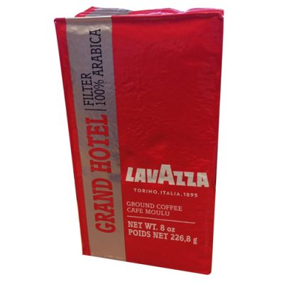 Lavazza Grand Hotel Ground Coffee