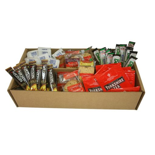 Yorkshire Tea & Gold Blend Coffee Starter Pack