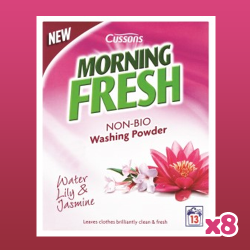 washing powder morning fresh