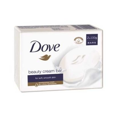 Dove Cream Bar Soap Original 100g