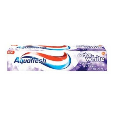 Aquafresh Toothpaste 125ml - Active White