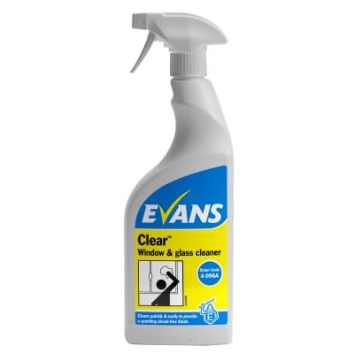 Glass and Window Cleaner 750ml