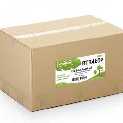 Ecobox Pure Tissue Toilet Rolls