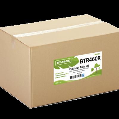 Ecobox 2ply Toilet Rolls BTR460R